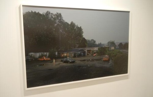 Gregory Crewdson @Danziger Gallery