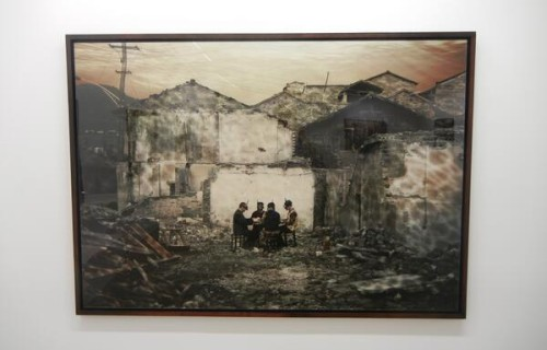 Yang Yi @Galerie Richard