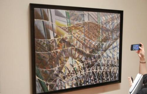 Giacomo Balla @MoMA