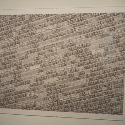 Ross Racine @Front Room Gallery