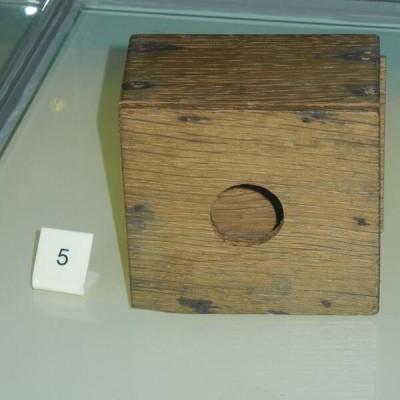William Henry Fox Talbot's Camera @Science Museum (London)