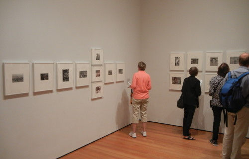 Walker Evans, American Photographs @MoMA
