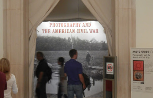 Photography and the American Civil War @Met