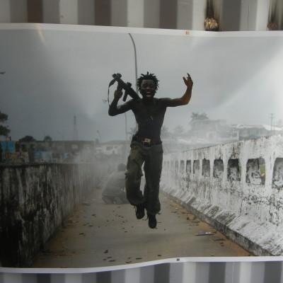 Chris Hondros @Photoville