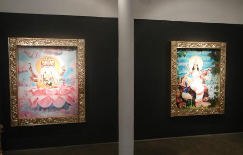 Manjari Sharma, Darshan and Shower Series @ClampArt