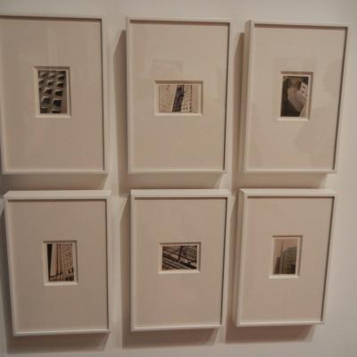 Walker Evans @MoMA