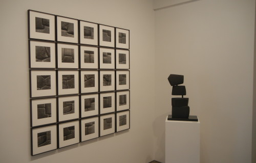 Remnants: Louise Nevelson & Aaron Siskind @Bruce Silverstein