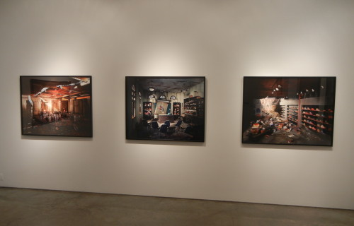"""Lori Nix, More Photographs from """"The City"""" @ClampArt"""