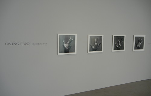 Irving Penn: On Assignment @Pace/MacGill