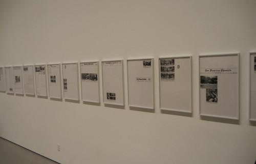 Sarah Charlesworth @MoMA