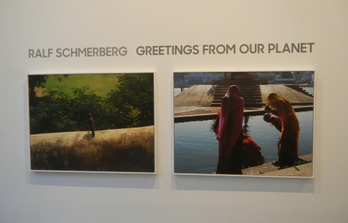 Ralf Schmerberg, Greetings from Our Planet @Bryce Wolkowitz