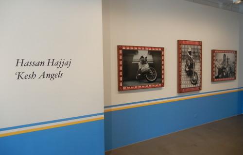 Hassan Hajjaj: 'Kesh Angels @Taymour Grahne
