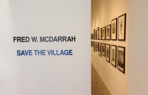 Fred W. McDarrah: Save the Village @Steven Kasher