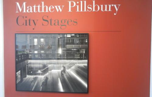 Matthew Pillsbury, City Stages @Aperture