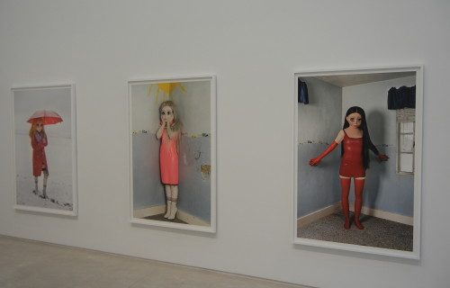 Laurie Simmons, Kigurumi, Dollers, and How We See @Salon 94 Bowery