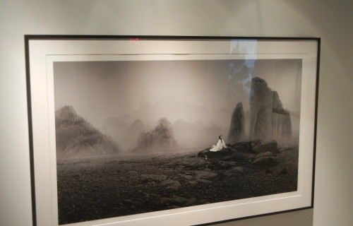 Yang Yongliang @RH Contemporary Art