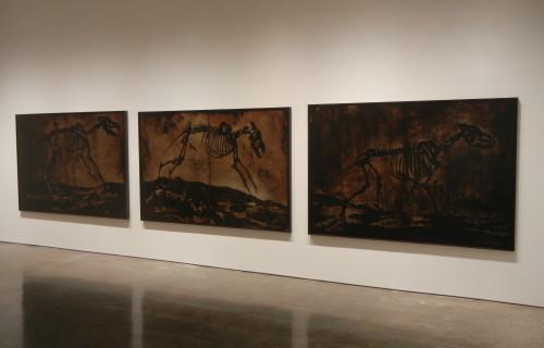 Matthew Brandt, Excavations @Yossi Milo