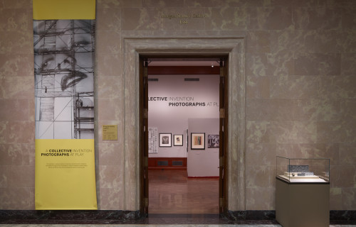 A Collective Invention: Photographs at Play @Morgan Library