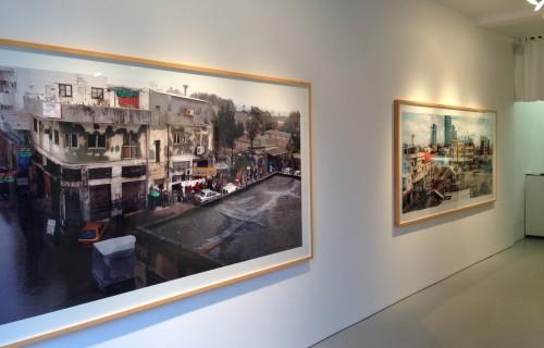 Barry Frydlender, Yaffo-Tel Aviv @Andrea Meislin