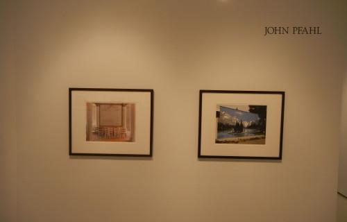 John Pfahl, Found Pfahls @Janet Borden