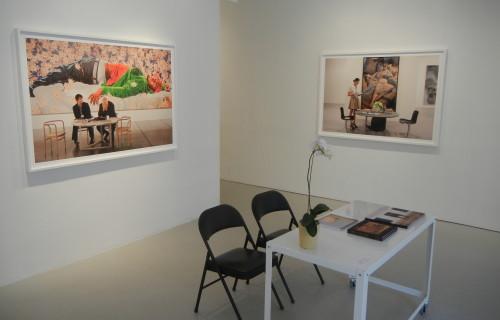 Andy Freeberg, Art Fare @Andrea Meislin