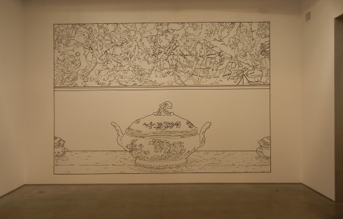 Louise Lawler @Metro Pictures