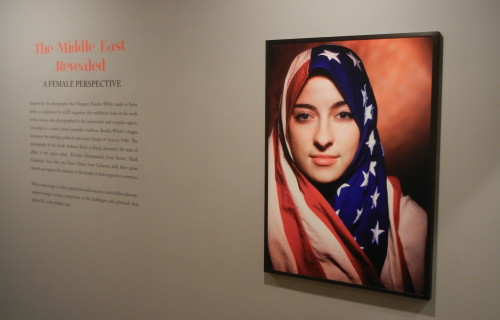 The Middle East Revealed: A Female Perspective @Howard Greenberg
