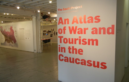 Rob Hornstra and Arnold van Bruggen, The Sochi Project: An Atlas of War and Tourism in the Caucasus @Aperture