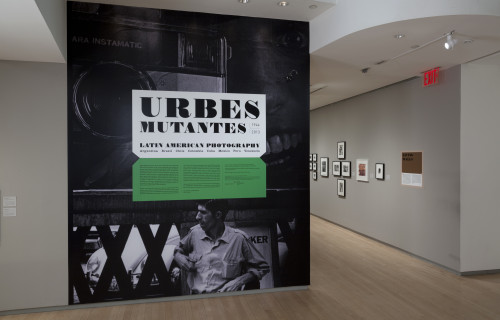 Urbes Mutantes: Latin American Photography 1944–2013 @ICP