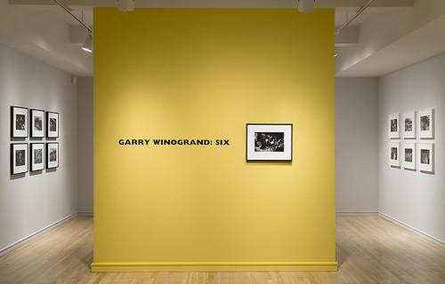 Garry Winogrand: Six @Pace/MacGill