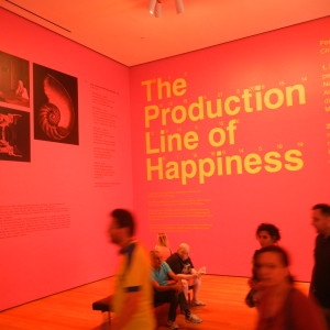 Christopher Williams, The Production Line of Happiness @MoMA