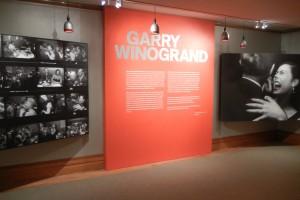 Garry Winogrand @Met