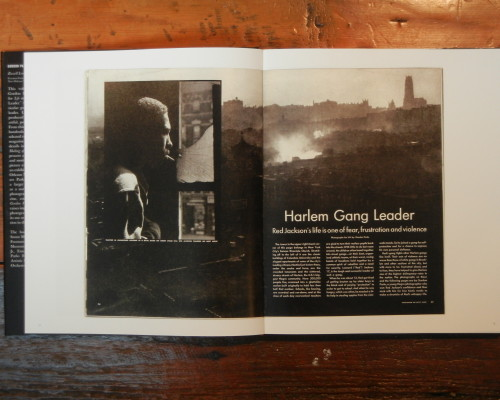 Gordon Parks, The Making of an Argument