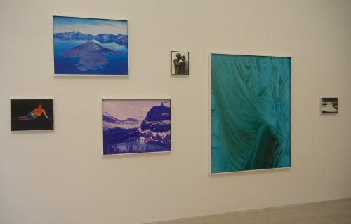 David Benjamin Sherry, Climate Vortex Sutra @Salon 94 Bowery