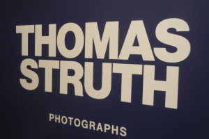 Thomas Struth: Photographs @Met