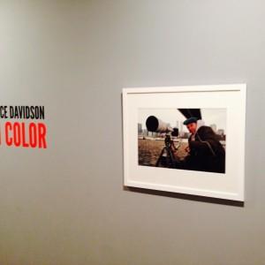 Bruce Davidson in Color @Howard Greenberg