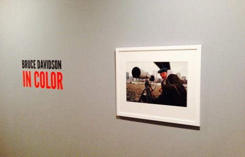 Bruce Davidson in Color @Howard Greenberg
