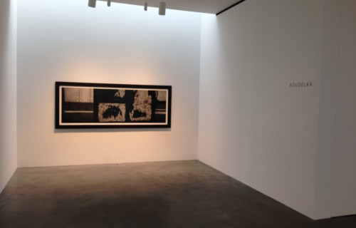 Josef Koudelka, Twelve Panoramas, 1987-2012 @Pace