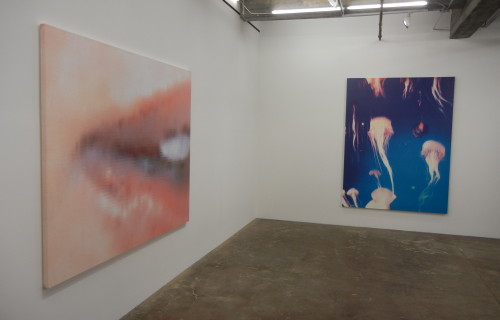 Jack Pierson, Paintings @Maccarone