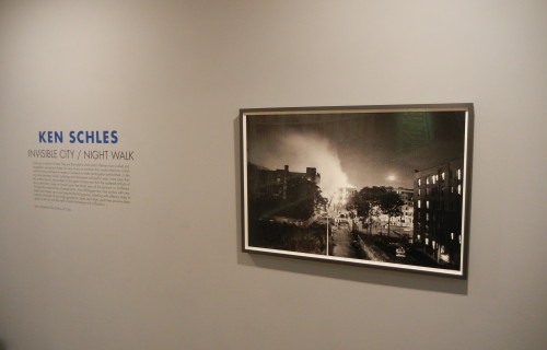 Ken Schles, Invisible City/Night Walk, 1983-1989 @Howard Greenberg