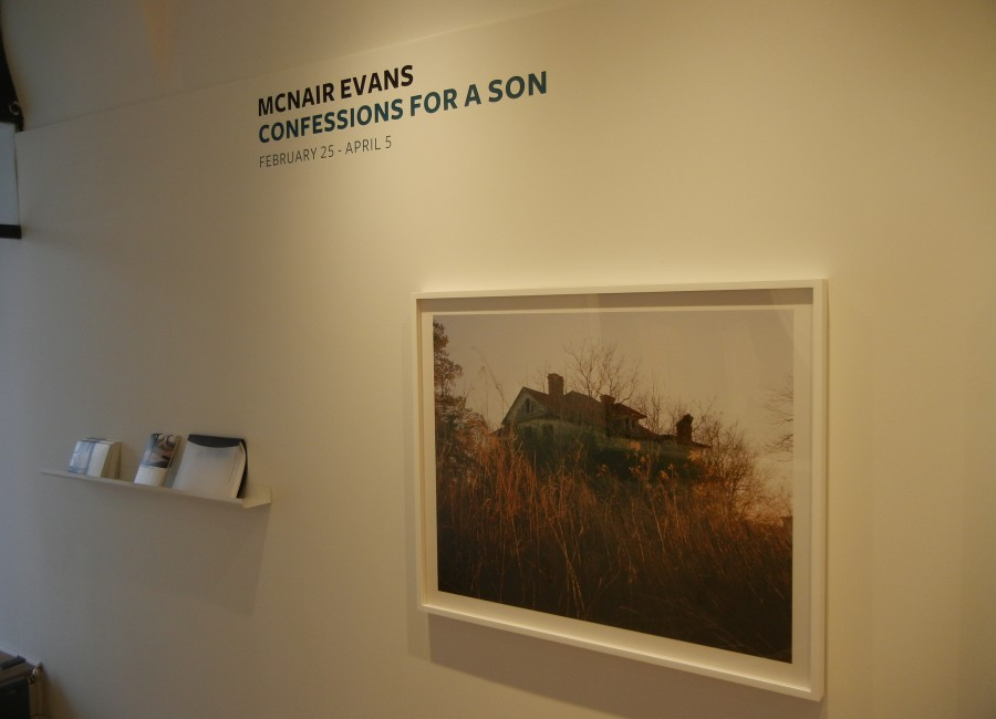 McNair Evans: Confessions for a Son @Sasha Wolf