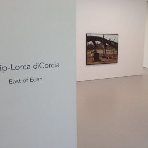 Philip-Lorca diCorcia, East of Eden @David Zwirner