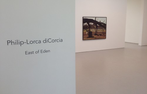Philip-Lorca diCorcia, East of Eden @David Zwirner