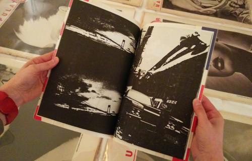 Daido Moriyama @Harper's Books