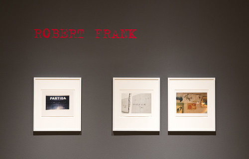 Robert Frank: Park/Sleep & Partida @Pace/MacGill