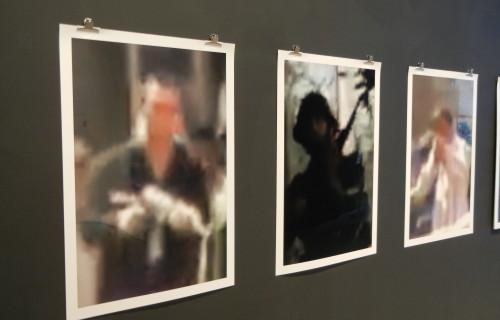 Rabih Mroué @MoMA
