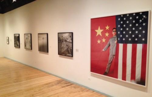Tseng Kwong Chi: Performing for the Camera @Grey Art Gallery NYU
