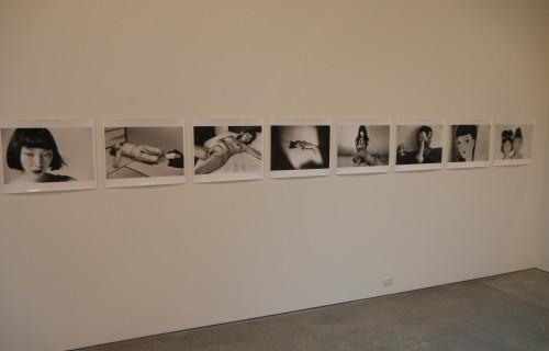 Nobuyoshi Araki, Eros Diary @Anton Kern