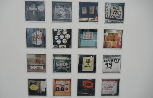 Zoe Leonard: Analogue @MoMA
