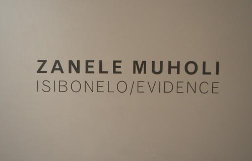 Zanele Muholi: Isibonelo/Evidence @Brooklyn Museum